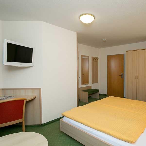 Beispiel Doppelzimmer Standard