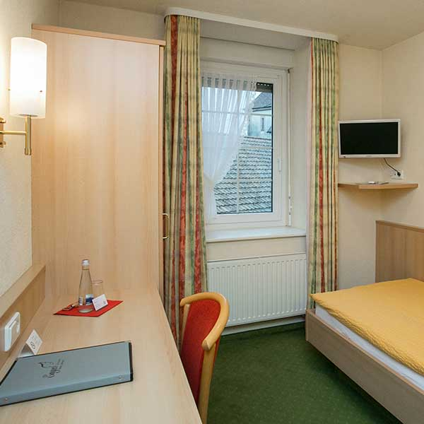 Beispiel Einzelzimmer Standard