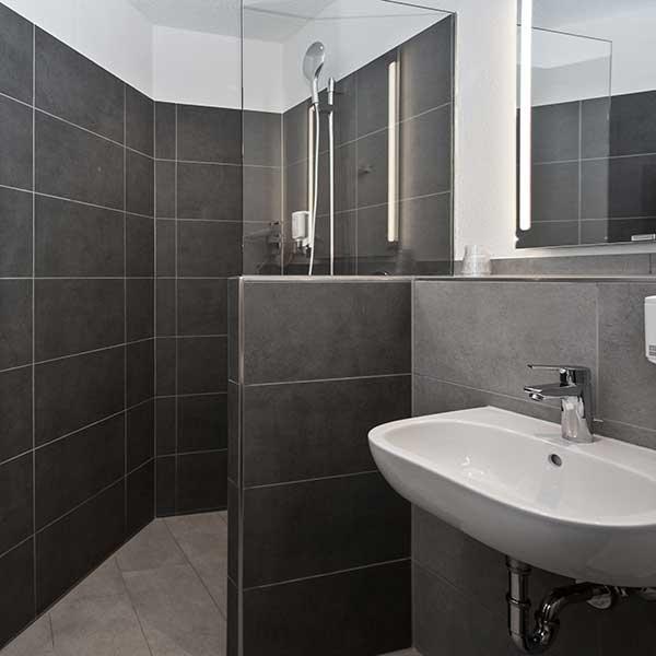 Beispiel Badezimmer Komfort
